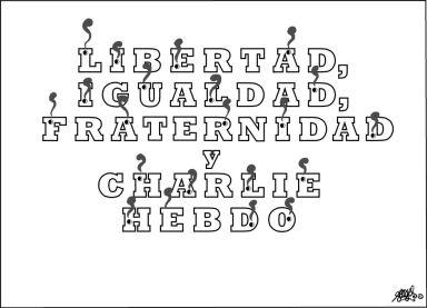 charlie Hebdo solidaridad